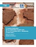 5èmes Assises Nationales de la construction en terre crue