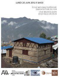 Exposition - Népal: reconstruction et cultures constructives locales