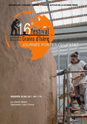 16e festival Grains d'Isère