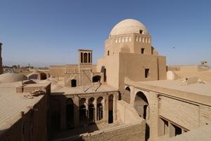 Yazd inscrite au patrimoine mondial