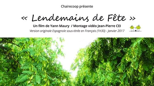 Projection du film Lendemains de fête