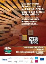 Cycle Terre : une solution innovante pour le recyclage des déblais