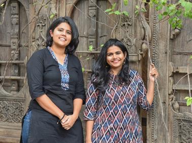 Sridevi Changali et Rosie Paul sélectionnées changemakers 2020 (Deccan Herland)