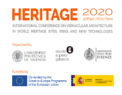 HERITAGE2020 (3D Past | RISK-Terra), September 9th -12th, 2020