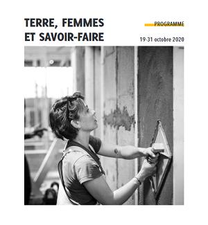 Terre, Femmes et Savoir-faire - 19-31 octobre 2020