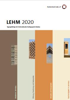 Actes en ligne du LEHM 2020