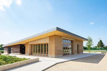 La Maison pour Tous à Four, lauréat de l'Architecture MasterPrice 2020